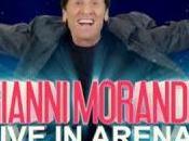"""Gianni Morandi live Arena Canale vince ancora gara degli ascolti. Giancarlo Scheri (direttore """"Live delle belle pagine televisione ultimi tempi"""""""