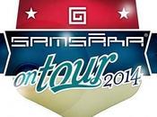 Samsara Beach Sensation Tour 2013.
