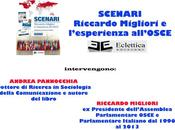 """Presentazione Libro: """"SCENARI Riccardo Migliori l'esperienza all'OSCE"""" #ChiesinaUzzanese"""