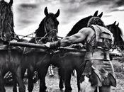 Dwayne Johnson presenta suoi cavalli Hercules: Thracian Wars