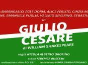 GIULIO CESARE William Shakespeare