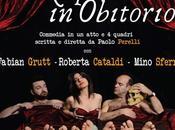 """""""Shakespeare obitorio"""", teatro Accènto Roma regia Paolo Perelli"""