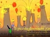 piccolo dinosauro Alex Alessandro Mantini
