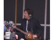 Paul McCartney, concerto sorpresa Times Square (video)
