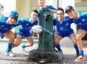 Rugby: piazza Vittorio giovani dell'accademia regionale presentano Italia Australia