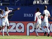 Montreal Impact-New England Revolution 0-1, video highlights