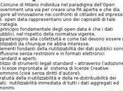 Expo 2015 siti open data servizi Comune Milano E015 Digital Ecosystem