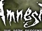Amnesia: Dark Descent videogioco d'avventura ambientato castello suoi sotterranei.