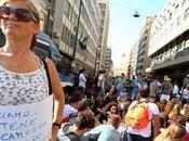 Protesta napoli inceneritore giugliano
