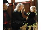 Anna Falchi, Nicoletta Romanoff figlie Magicland (foto)