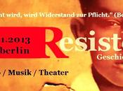 RESISTENZE: Ming Territorio Nemico #ZagrebRomanzo Berlino