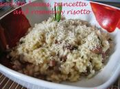 FraCooksJamie: Borlotti beans, pancetta rosemary risotto minestrone soup