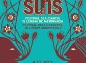 SUNS: Novembre Festival della canzone lingua minoritaria