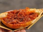 Cibo strada Roma: Stefano Callegari inventato trapizzino picchiapò