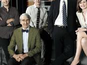 Rai3 prima assoluta serie Newsroom Jeff Daniels