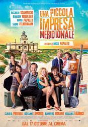 "Cinema: ""Una piccola impresa meridionale"" film Rocco Papaleo"