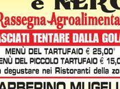 Tartufo bianco nero protagonista week-end 25-26 ottobre Barberino