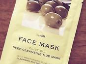 H&M Olive Face Mask