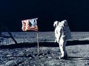 Fotografia della Storia Fotografia. sbarco sulla Luna