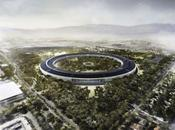 nuovo Campus Apple tanto voluto Steve Jobs, L'astronave!