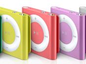 Apple potrebbe mandare pensione l'iPod Shuffle Classic