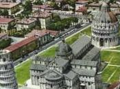 Guido Piovene, Pisa, Piazza Miracoli