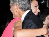 Gossip, flirt George Clooney Katy Holmes?