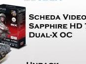 Scheda video Sapphire 7790 Dual-X Unpack caratteristiche