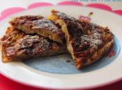 Tortilla manzana frittata dolce alle mele