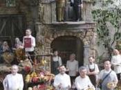 Napoli nasce Presepe degli chef