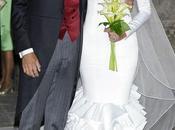 Tanta moda andalusa alle nozze torero Miguel Ángel Perera, Salamanca