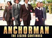Anchorman Legend Continues trailer internazionale