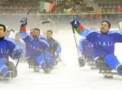 Sledge Hockey: poker dell'Italia alla Germania
