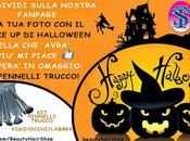 Beauty Concorso: Halloween make