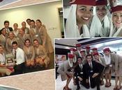 Assistenti volo emirates airlines