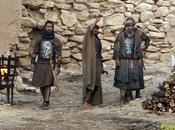 Prime immagini Christian Bale Exodus
