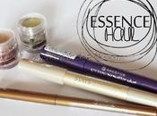 [Haul Swatches] Essence New-Ins.