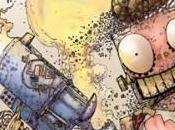 Love like Psycho Robot: ritorno Italia Stefano Cardoselli grazie Comics