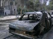 Siria. Autobomba esplode davanti Moschea, morti