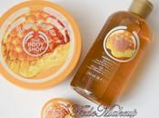 Review Body Shop Linea HONEYMANIA