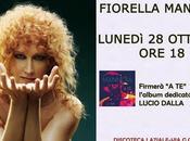 ottobre Fiorella Mannoia presenta nuovo album