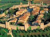 borghi della Toscana: Monteriggioni