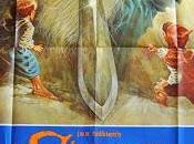 Signore degli Anelli, manifesto originale film Bakshi, 1979