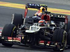 team Lotus chiede scusa messaggio radio contro Kimi