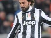 Pirlo unico italiano Pallone d'Oro