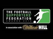 Dicembre all' Emirates Stadium Football Supporters' Federation consegnerà Awards 2013