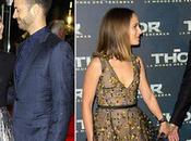 Natalie Portman outfit Dior premiere nuovo film Thor