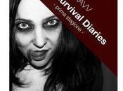 """News Editoria Nuova edizione """"The Survival Diaries Prima Stagione"""""""