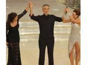 """""""Ballando"""": Bocelli moglie, valzer Gabriella Pession Roberto Imperatori"""