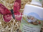 [Recensione] Tonico viso all'Aloe Azulene Fitocose